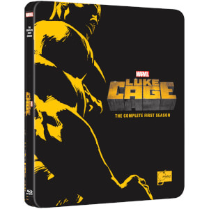 Marvel's Luke Cage: Temporada 1 - Steelbook Edición Limitada Exclusivo de Zavvi