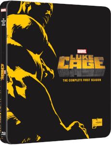 Marvel Luke Cage - Season 1: Zavvi UK Exclusive Limited Edition Steelbook
