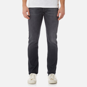 7 For All Mankind Men's Slimmy Denim Jeans - Magnificent Grey