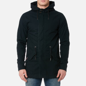 Superdry Men's Rookie Flite Parka - Dark Navy