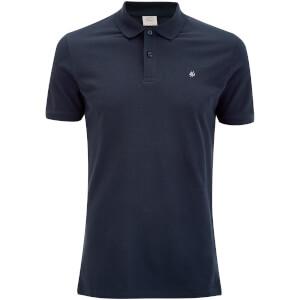 Jack & Jones Men's Originals New Per Polo Shirt - Total Eclipse