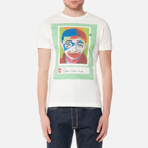 Vivienne Westwood MAN Men's Peru Short Sleeve T-Shirt - Off White