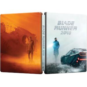 Blade Runner 2049 (3D + versión 2D) - Steelbook Ed. Limitada