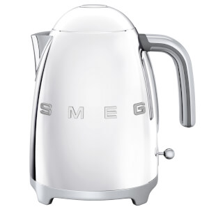 Smeg KLF03SSUK Kettle - Pastel Polished Steel