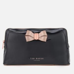 Ted Baker Women's Libbert Bow Washbag - Black