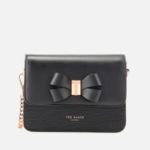 Ted Baker Women's Calliih Bow Detail Cross Body Bag - Black