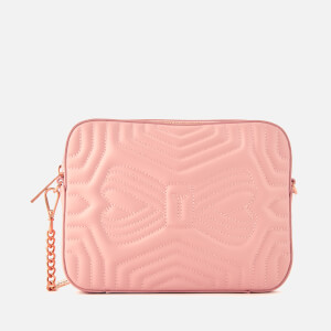 Ted Baker Women's Sunshine Quilted Camera Bag - Light Pink