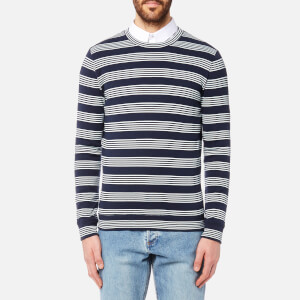 A.P.C. Men's Jeremie Sweatshirt - Dark Navy