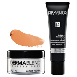 Dermablend Acne Foundation Set - 60W Spice