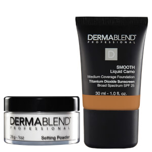 Dermablend Natural Finish Set