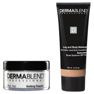 Dermablend Tattoo Coverage Set - 25W Light Sand