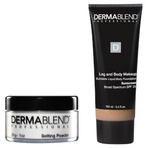 Dermablend Tattoo Coverage Set - 35C Light Beige