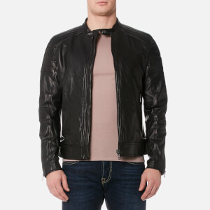 Belstaff Men's Northcott Leather Jacket - Black