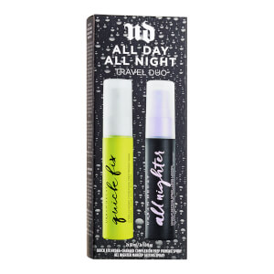 Urban Decay All Day All Night Travel Spray Duo