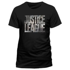 """Camiseta DC Comics """"Justice League"""" - Hombre - Negro"""
