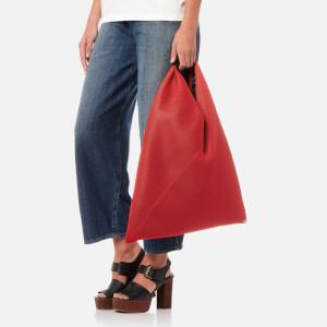 MM6 Maison Margiela Women's Japanese Net Fabric Bag - Red: Image 3