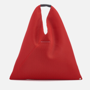 MM6 Maison Margiela Women's Japanese Net Fabric Bag - Red: Image 2
