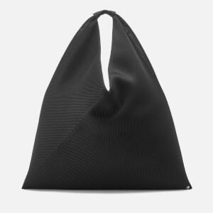 MM6 Maison Margiela Women's Japanese Large Net Fabric Bag - Black