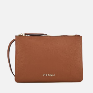 Fiorelli Women's Bunton Double Compartment Cross Body Bag - Tan