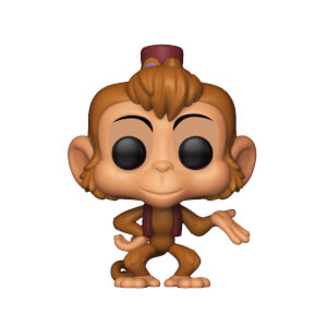 Disney Aladdin Abu Pop! Vinyl Figure