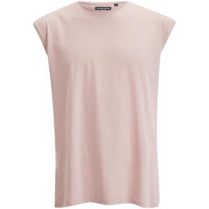 Brave Soul Men's Varley Vest - Fresh Pink