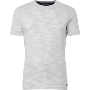 T-Shirt Homme Almus Brave Soul - Blanc Cassé