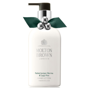 Molton Brown Fabled Juniper Berries and Lapp Pine Hand Lotion 300ml