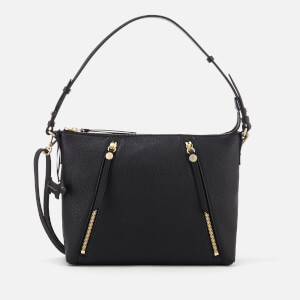 Radley Women's Fountain Road Medium Ziptop Multiway Bag - Black
