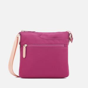 Radley Women's Pocket Essentials Small Ziptop Cross Body Bag - Magenta