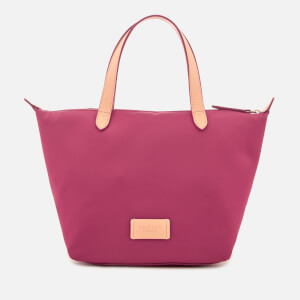 Radley Women's Pocket Essentials Small Zip-Top Crook Bag - Magenta