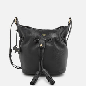 Radley Women's Rose Court Small Drawstring Cross Body Bag - Ink