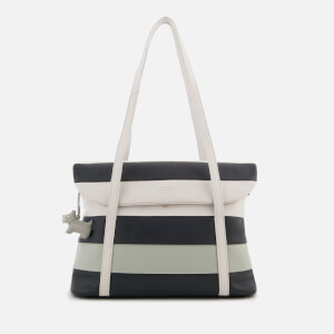 Radley Women's Syon Park Medium Flapover Tote Bag - Chalk