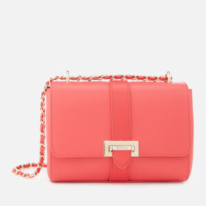 Aspinal of London Women's Lottie Bag - Dahlia