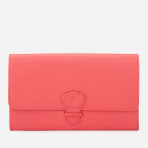 Aspinal of London Women's Travel Wallet - Dahlia