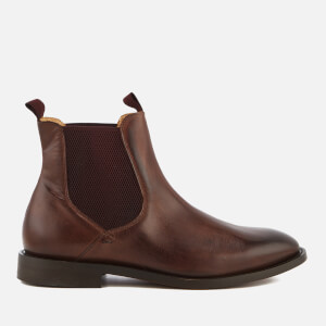 Hudson London Men's Wynford Leather Chelsea Boots - Brown