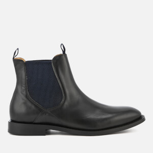 Hudson London Men's Wynford Leather Chelsea Boots - Black