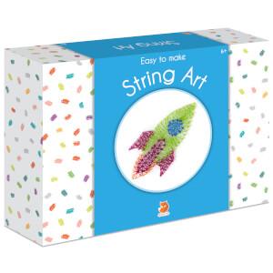 Smart Fox Jr. Easy to Make String Art