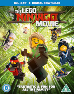 The LEGO Ninjago Movie (Includes Digital Download)