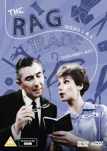 The Rag Trade Boxset - Series 1-2