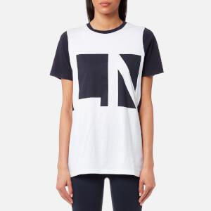 LNDR Women's Easy Short Sleeve T-Shirt - White