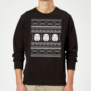 National Christmas Jumper Day 2019.Christmas Jumpers Geek Xmas Jumpers Sweatshirts Zavvi