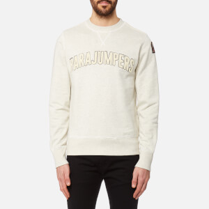 Parajumpers Men's Caleb Sweatshirt - White Melange