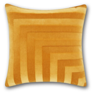 Tom Dixon Deco Cushion - Ochre