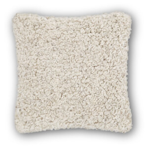 Tom Dixon Boucle Cushion - Natural