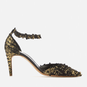 Rupert Sanderson Women's Calleen Court Shoes - Black Venus