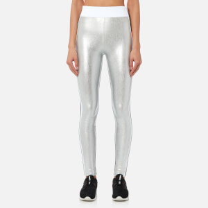 NO KA'OI Women's Kalia Leggings - Silver