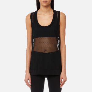 NO KA' OI Women's Manu Sleeveless Top - Black