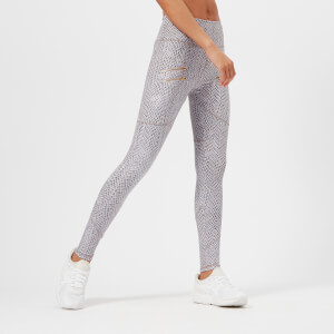 Varley Women's Palms Tights - Rattlesnake