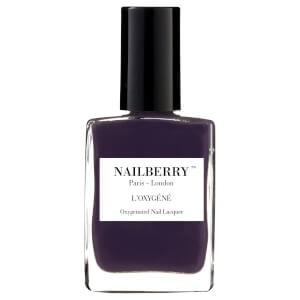 Nailberry L'Oxygene Nail Lacquer Blueberry