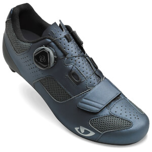 Giro Espada Boa Women's Road Cycling Shoes - Metallic Charcoal/Silver